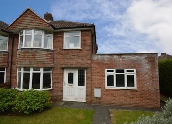 Thumbnail 4 bed semi-detached house for sale in Meadow Way, Leeds, West Yorkshire