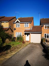 Thumbnail 3 bed semi-detached house to rent in Coltsfoot Green, Luton