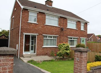 Thumbnail 3 bedroom semi-detached house to rent in South Sperrin, Belfast