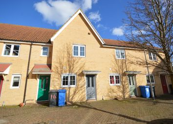 Thumbnail 2 bed terraced house for sale in Melso Close, Great Cornard, Sudbury