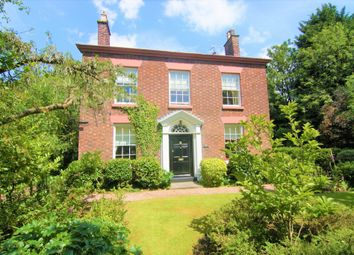 Thumbnail 6 bed detached house for sale in Kingsley, Halewood Road, Woolton