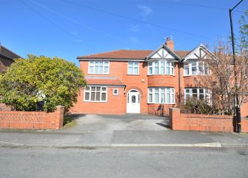 Thumbnail 5 bed semi-detached house to rent in Ainsdale Drive, Sale