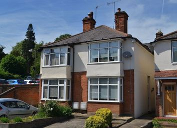 Thumbnail 3 bed semi-detached house for sale in Apton Road, Bishop's Stortford