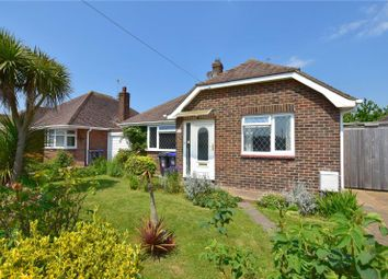 Thumbnail 3 bed detached bungalow for sale in St Marks Crescent, Sompting, Lanicng