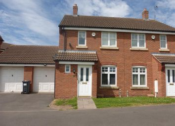 Thumbnail 2 bed semi-detached house for sale in Haselwell Drive, Kings Norton, Birmingham