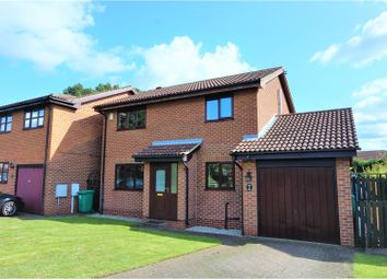 Thumbnail 4 bed detached house for sale in Kynance Gardens, Wilford