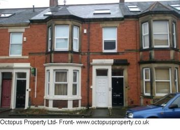 Thumbnail 2 bedroom flat to rent in Mayfair Road, Newcastle Upon Tyne