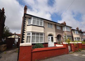 Thumbnail 3 bed semi-detached house for sale in Ash Villas, Ashville Road, Wallasey