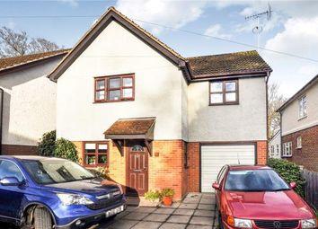 Thumbnail 4 bed detached house for sale in Radwinter Road, Saffron Walden, Essex