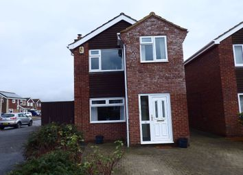 Thumbnail 3 bed detached house for sale in Link Way, Bugbrooke, Northampton