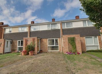 Thumbnail 3 bed terraced house for sale in Saxon Close, Godmanchester, Huntingdon