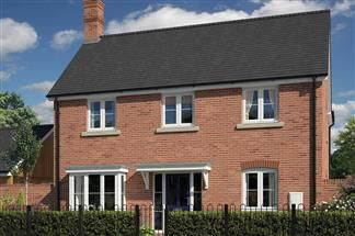 Thumbnail 1 bed link-detached house for sale in Peters Village, Hall Road, Wouldham