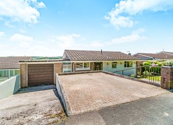 Thumbnail 3 bed detached bungalow for sale in Blachford Road, Ivybridge