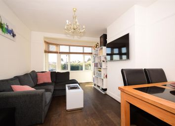 Thumbnail 2 bed flat for sale in Chigwell Road, Woodford Green, Essex