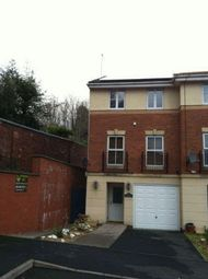 Thumbnail 3 bed town house to rent in Ashbourne Ridge, Halesowen, West Midlands