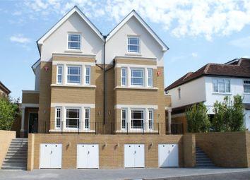 Thumbnail 4 bed semi-detached house for sale in Baker Street, Weybridge, Surrey