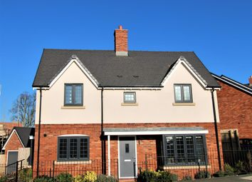 Cypress Road, Rugby CV21. 3 bed detached house for sale