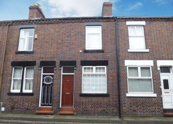 Thumbnail 2 bed terraced house to rent in Cummings Street, Hartshill, Stoke-On-Trent, Staffordshire