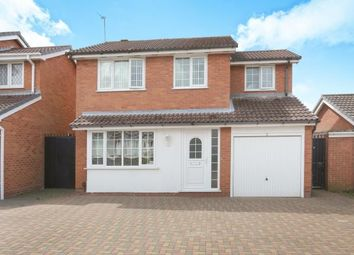 Thumbnail 4 bedroom detached house for sale in Marksbury Close, Dunstall, Wolverhampton, West Midlands