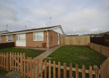 Thumbnail 2 bed semi-detached bungalow to rent in Lee Way, Raunds, Northamptonshire