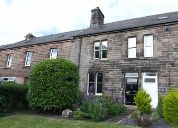 Thumbnail 3 bed terraced house for sale in Ryecroft Way, Wooler, Northumberland