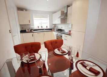 Thumbnail 3 bed semi-detached house to rent in 37 Castlemilk Court, Woodford Grange, Winsford, Cheshire