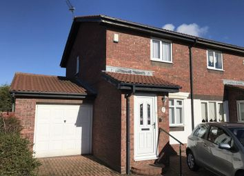 Thumbnail 2 bed semi-detached house for sale in Longdean Close, Hebburn