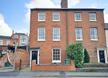 Thumbnail 4 bed town house for sale in Diglis Road, Worcester