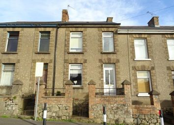 Thumbnail 3 bed terraced house for sale in Heol Eglwys, Pen-Y-Fai, Bridgend