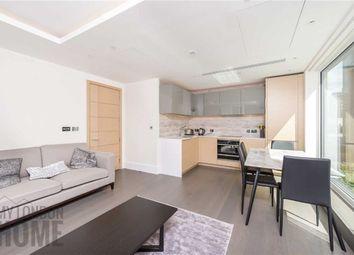 Thumbnail 1 bed flat to rent in Benson House, Kensington, London