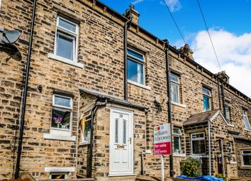 Thumbnail 2 bed terraced house for sale in Montague Street, Sowerby Bridge