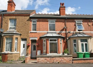Thumbnail 3 bed terraced house to rent in Corby Road, Mapperley, Nottingham