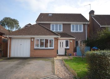 Thumbnail 5 bed detached house for sale in The Panney, Honeylands, Exeter