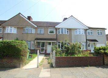 Thumbnail 3 bed terraced house for sale in Rutland Avenue, Sidcup, Kent