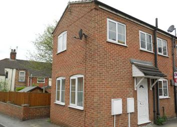 Thumbnail 2 bed semi-detached house to rent in Rudgard Lane, Lincoln