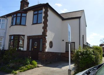 Thumbnail 4 bed semi-detached house to rent in Ecclesbourne Avenue, Duffield, Belper