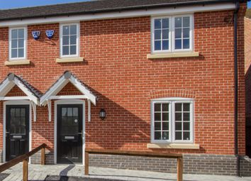 Thumbnail 3 bed cottage for sale in White Street, Kibworth, Leicester