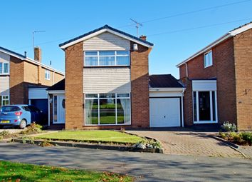Thumbnail 3 bed link-detached house for sale in Canterbury Road, Newton Hall, Durham