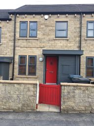 Thumbnail 3 bed town house for sale in Cleckheaton Road, Oakenshaw, Bradford