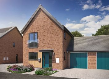 Thumbnail 3 bed link-detached house for sale in Swans Nest, Brandon Road, Swaffham