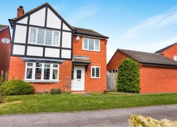 Thumbnail 4 bed detached house for sale in Plover Gate, Shawbirch, Telford
