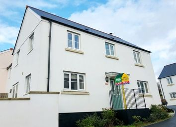 Thumbnail 3 bed property to rent in Roseworthy Road, Shortlanesend, Truro