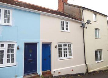 Thumbnail 2 bed terraced house to rent in Weaveland Road, Tisbury, Salisbury