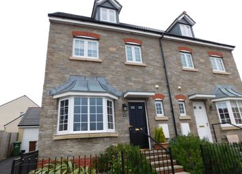 Thumbnail 4 bed semi-detached house for sale in Tirfilkins Close, Pontllanfraith, Blackwood
