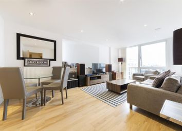 Thumbnail 2 bed property for sale in Canary View, 23 Dowells Street, Greenwich, London
