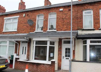 Thumbnail 2 bed terraced house for sale in Hollycroft Avenue, Bloomfield, Belfast