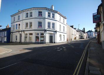 Thumbnail 1 bedroom flat for sale in Cross Street, Northam, Bideford