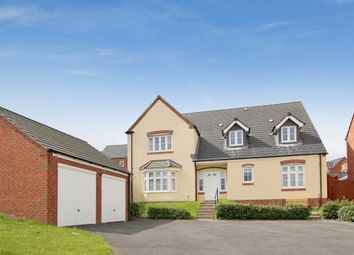 Thumbnail 4 bed detached house for sale in 7, Maes Cynin, Carmarthen, Carmarthenshire