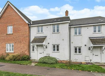Thumbnail 3 bed terraced house for sale in Beanfield Close, Riseley, Bedford