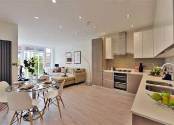 Thumbnail 2 bed flat for sale in Clifton Gardens, Golders Green
